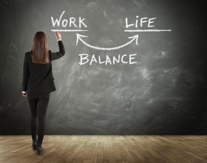 équilibre vie privée vie professionnelle