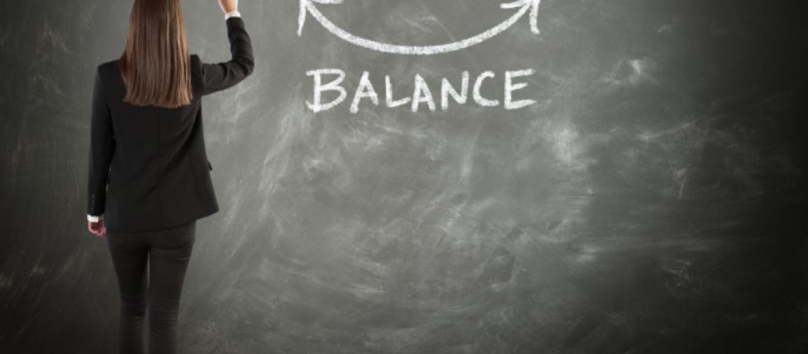 L'équilibre vie privée vie professionnelle
