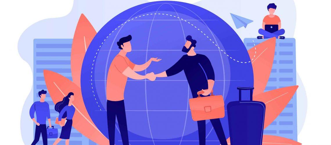 Le travail à l'étranger de vos collaborateurs, Détachement ou expatriation